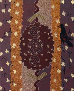 Clifford Possum TJAPALTJARRI (b. c1932; d.2002) - ARINKARAKARAKA