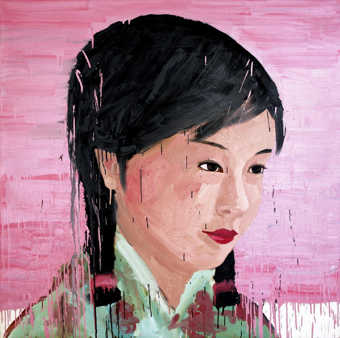 Zhong CHEN (b.1969) - BEIJING GIRL 12