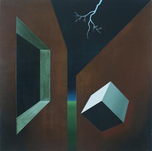 David James RELLIM (b.1986) - DISTILLED MOMENTS OF FRUSTRATION