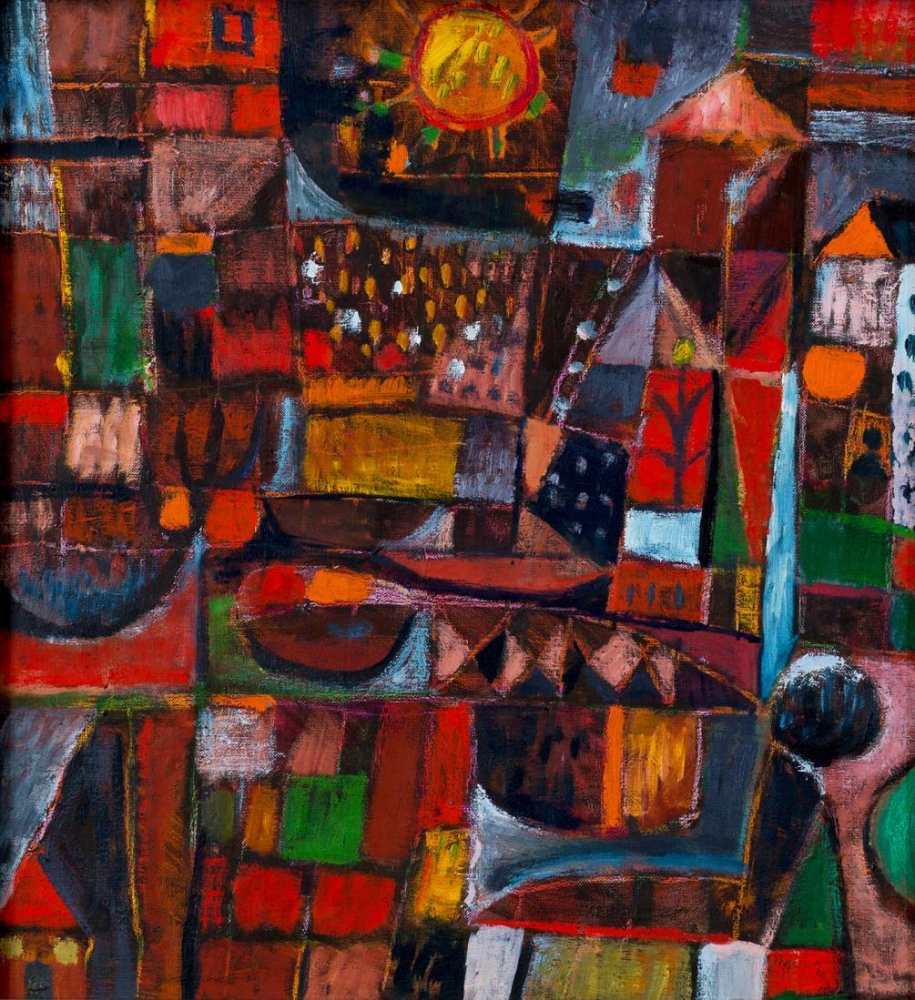 Peter John FERGUSON (b.1956) - ENDLESS SUMMER