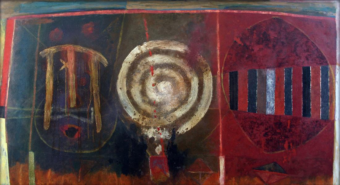 Willaim James (Bill) FERGUSON (b.1932) - ETERNAL DREAMING