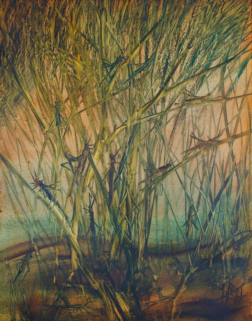 Kevin Charles (Pro) HART (b.1928; d.2006) - GRASSHOPPERS