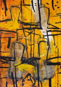 Graham FRANSELLA (b.1950) - HEADS