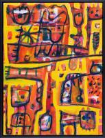 Peter John FERGUSON (b.1956) - HEATWAVE