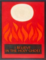 John COBURN (b.1925; d.2006) - I BELIEVE IN THE HOLY GHOST