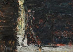 Euan MACLEOD (b.1956) - LIGHT GAP
