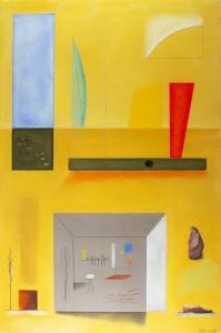 Peter D. COLE (b.1947) - NEW STUDIO