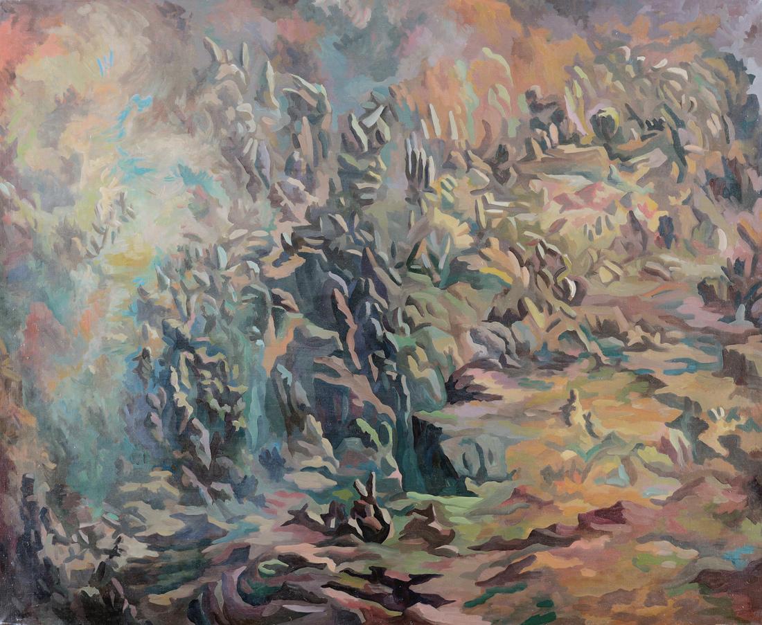Rod MCRAE (b.1950) - ORIONS PLEASURE