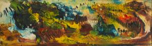 Matthew SIMMONS (b.1975) - OVERCAST LANDSCAPE - YEPPOON
