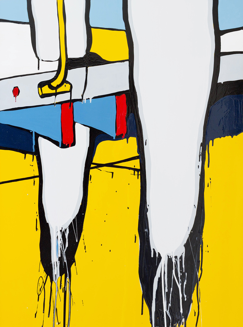 Jasper KNIGHT (b.1978) - SATELLITES