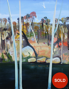 Arthur Merric Bloomfield BOYD (b.1920; d.1999) - SHOALHAVEN RIVER, BUNDANON