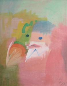 Samuel Sydney (Sam) FULLBROOK (b.1922; d.2004) - THE CLOWN