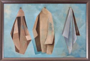 Dorothy Mary BRAUND (b.1926; d.2013) - THREE HOOKS