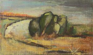 Samuel Sydney (Sam) FULLBROOK (b.1922; d.2004) - TREES