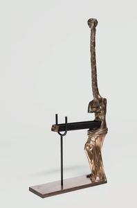 Salvador DALI (b.1904; d.1989) - VENUS A la GIRAFFE
